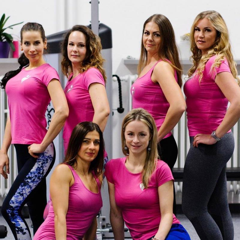 Slim Fitness - Dámsky klub