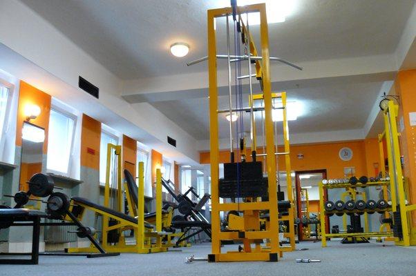Fitness Činka