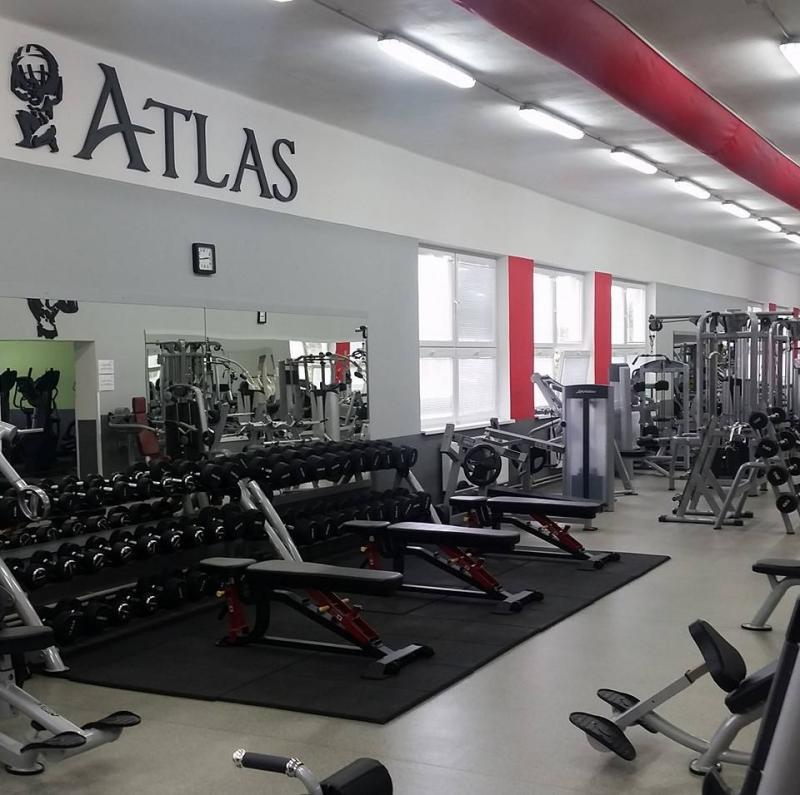 Atlas fitness centrum